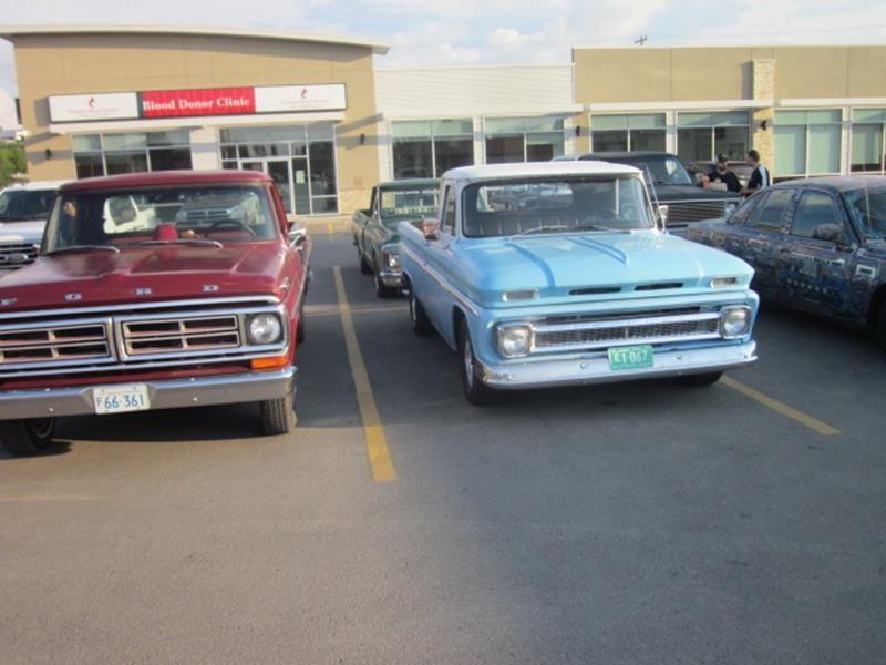 Saskatoon Car Show And Shine